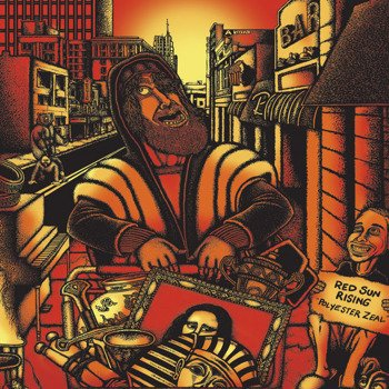 RED SUN RISING: POLYESTER ZEAL (CD)