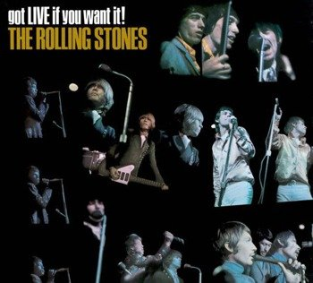 ROLLING STONES: GOT LIFE IF YOU WANT IT! (CD) REMASTER