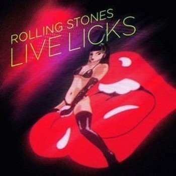 ROLLING STONES: LIVE LICKS (2CD) REMASTER