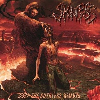 SKINLESS: ONLY THE RUTHLESS REMAIN (LP VINYL)