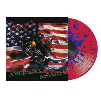 VENOM: AMERICAN ASSAULT (EP VINYL)
