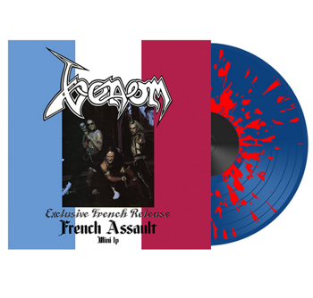 VENOM: FRENCH ASSAULT (EP VINYL)