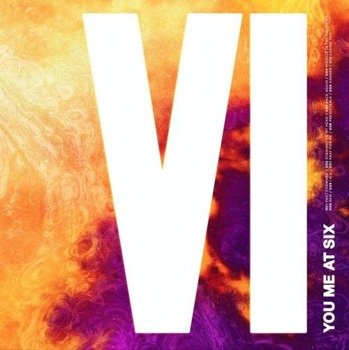 YOU ME AT SIX: VI BLACK (LP VINYL)