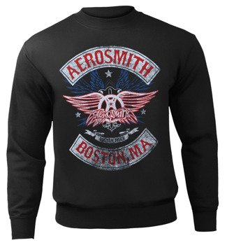 bluza AEROSMITH - BOSTON PRIDE, bez kaptura