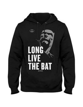 bluza BATMAN - LONG LIVE THE BAT, z kapturem