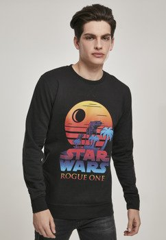 bluza STAR WARS - ROGUE ONE LOGO SUNSET, bez kaptura