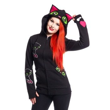 bluza damska CUPCAKE CULT - BLACK CAT