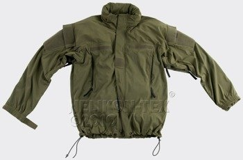 bluza taktyczna SOFT SHELL JACKET OLIVE