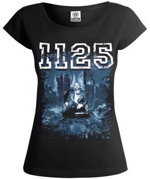 bluzka damska 1125 - NIEPEWNOŚCI CZAS
