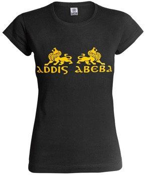bluzka damska MALEO REGGAE ROCKERS - ADDIS ABEBA