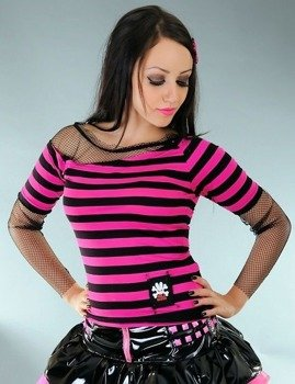 bluzka damska PINK GWEN