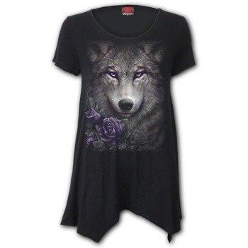 bluzka damska WOLF ROSES