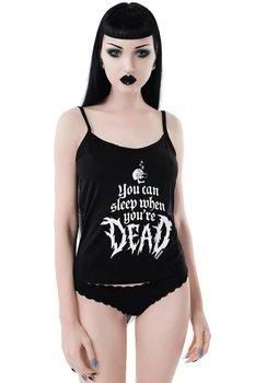 bluzka piżamowa KILL STAR - DEAD SLEEPY