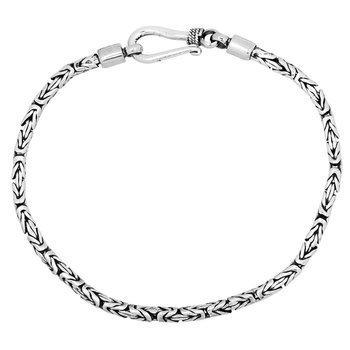 bransoleta VIKING, srebro 925