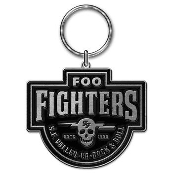brelok FOO FIGHTERS - EST. 1995