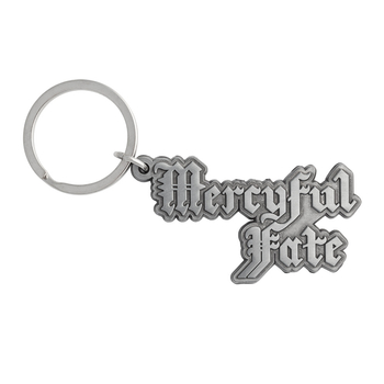 brelok MERCYFUL FATE - LOGO