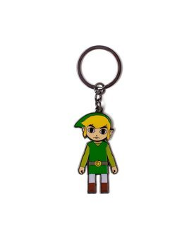 brelok NINTENDO - ZELDA - LINK WITH MOVEABLE HEAD