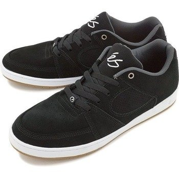 buty ES - ACCEL SLIM BLACK WHITE