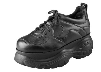 buty damskie ALTERCORE czarne (SARA VEGETARIAN BLACK)