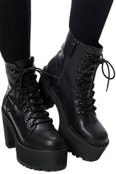 buty damskie na platformie KILLSTAR - KRYSTAL