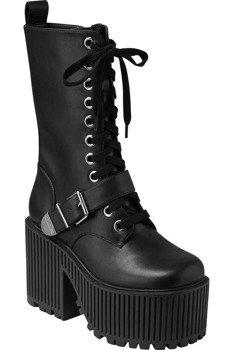 buty damskie na platformie KILLSTAR - SLAY HER