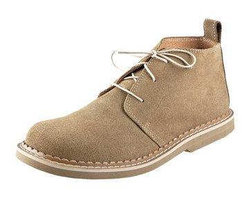 """buty zamszowe STEADY'S - """"SZCZURKI"""" beżowe (STE/133)"""