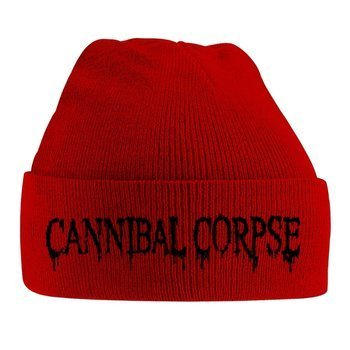 czapka CANNIBAL CORPSE - BLACK LOGO