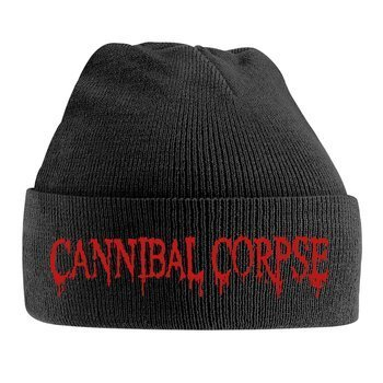 czapka CANNIBAL CORPSE - RED LOGO