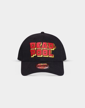 czapka DEADPOOL - BIG LETTERS ADJUSTABLE CAP