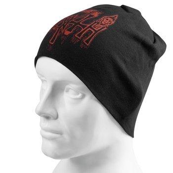 czapka DEATH - LOGO, zimowa