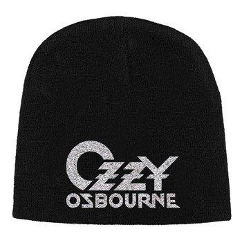 czapka OZZY OSBOURNE - LOGO, zimowa