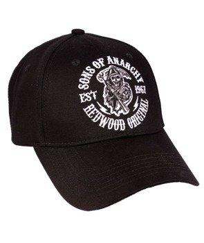 czapka SONS OF ANARCHY - REEPER LOGO