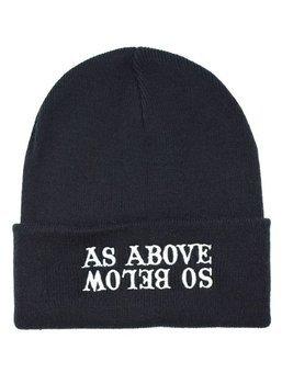 czapka zimowa DARKSIDE - AS ABOVE SO BELOW
