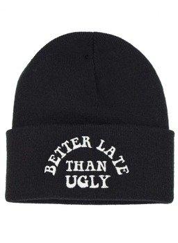 czapka zimowa DARKSIDE - BETTER LATE THAN UGLY