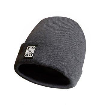 czapka zimowa WEST COAST CHOPPERS - PATCH BEANIE GREY