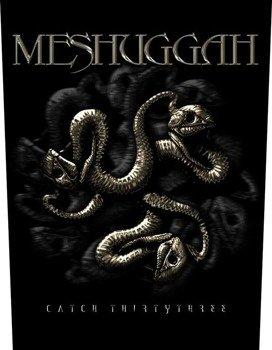 ekran MESHUGGAH - CATCH 33