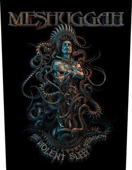 ekran MESHUGGAH - VIOLENT SLEEP OF REASON