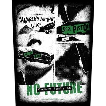 ekran SEX PISTOLS - NO FUTURE