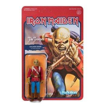 figurka IRON MAIDEN - SOLDIER EDDIE, 9.5 cm