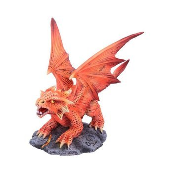 figurka SMALL FIRE DRAGON