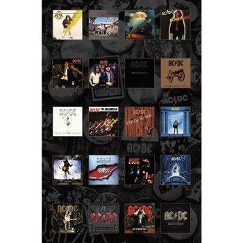 flaga AC/DC - ALBUMS