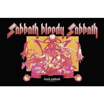 flaga BLACK SABBATH - SABBATH BLOODY SABBATH