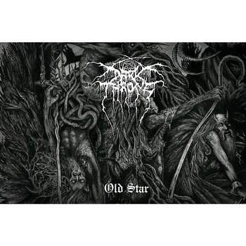 flaga DARKTHRONE - OLD STAR