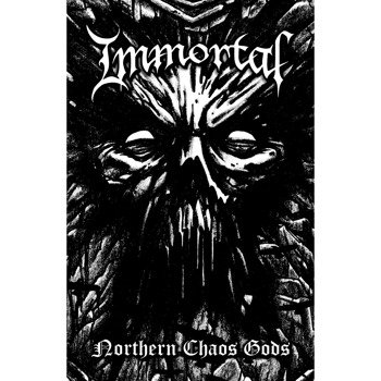 flaga IMMORTAL - NORTHERN CHAOS GODS