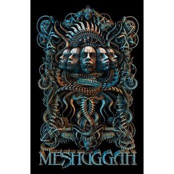 flaga MESHUGGAH - 5 FACES