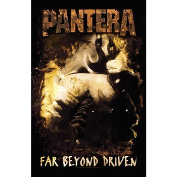 flaga PANTERA - FAR BEYOND DRIVEN
