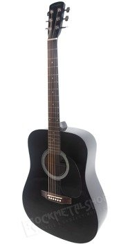 gitara akustyczna GRIMSHAW GSD-60-BK DREADNOUGHT Black