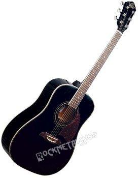 gitara akustyczna WASHBURN OG2(B) OSCAR SCHMIDT Black