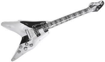 gitara dmuchana ROCKSTAR white