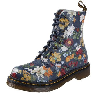 glany DR. MARTENS - DM 1460 PASCAL DF NAVY DARCY FLORAL (DM23876417)